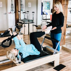 fairfield pilates instructor