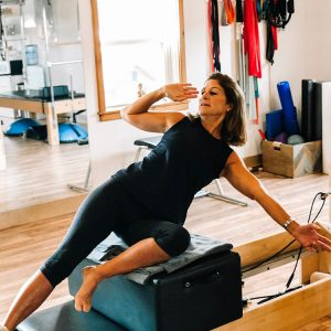 fairfield pilates reformer