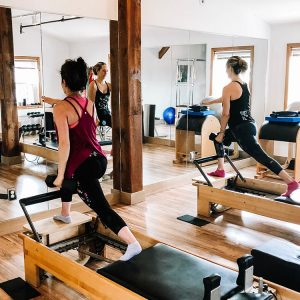 pilates instructor fairfield connecticut