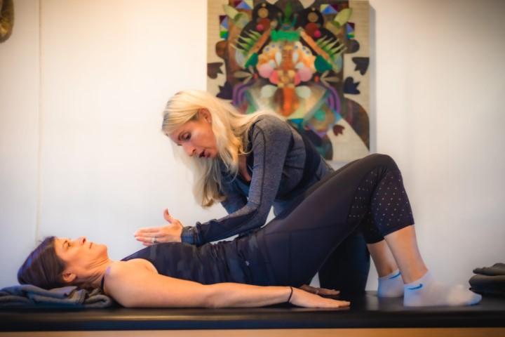 Rehabilitation at Bells Pilates in Fairfield CT