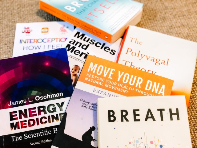 A unique book club that covers a number of topics with a great network of yoga teachers, naturopaths, therapists and body workers